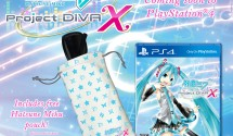 Hatsune Miku: Project Diva X hits NA in August