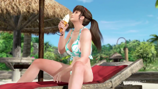 Who Am I in Dead or Alive Xtreme 3? Or, Why I Want to Pretend to be a Girl on Holiday 4