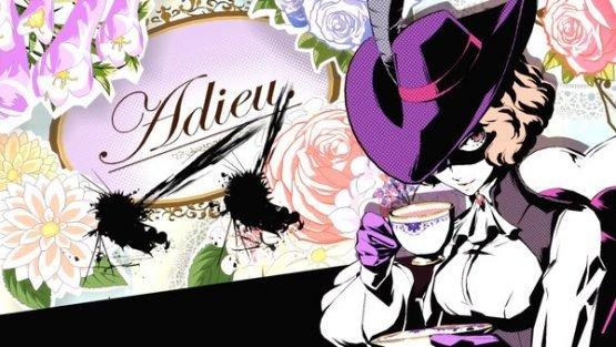 Persona 5 New Character Details - Haru 2