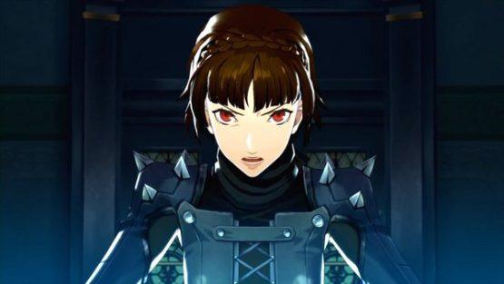 Persona 5 New Character Details - Makoto 2