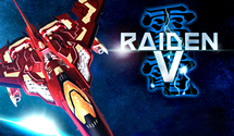 Raiden V coming to Europe on May 11th!
