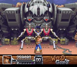 Wild Guns Reloaded Return of the SNES Classic - 2