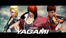 New King of Fighters XIV Trailer Features Team Yagami: Iori, Mature, And Vice