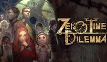Zero Time Dilemma Review (PS Vita)