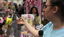 Anne-Lou's MCM 2016 Gift Challenge (London MCM Comic Con May)