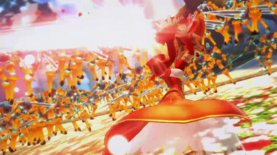 New E3 Fate/EXTELLA Trailer 1