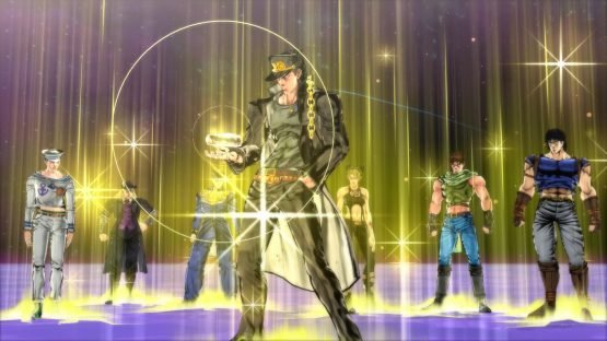 JoJo's Bizarre Adventure Eyes of Heaven Review 5