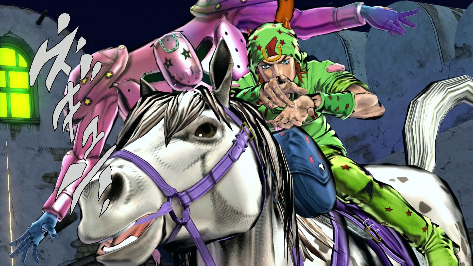 JoJo's Bizarre Adventure Eyes of Heaven Review (PS4) - Rice