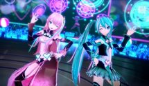 Hatsune Miku: Project Diva X is coming to Europe