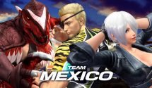 Latest King of Fighters XIV trailer introduces Team Mexico