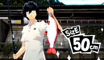 Persona 5 New Character Artwork, Summons Gameplay and Fishing