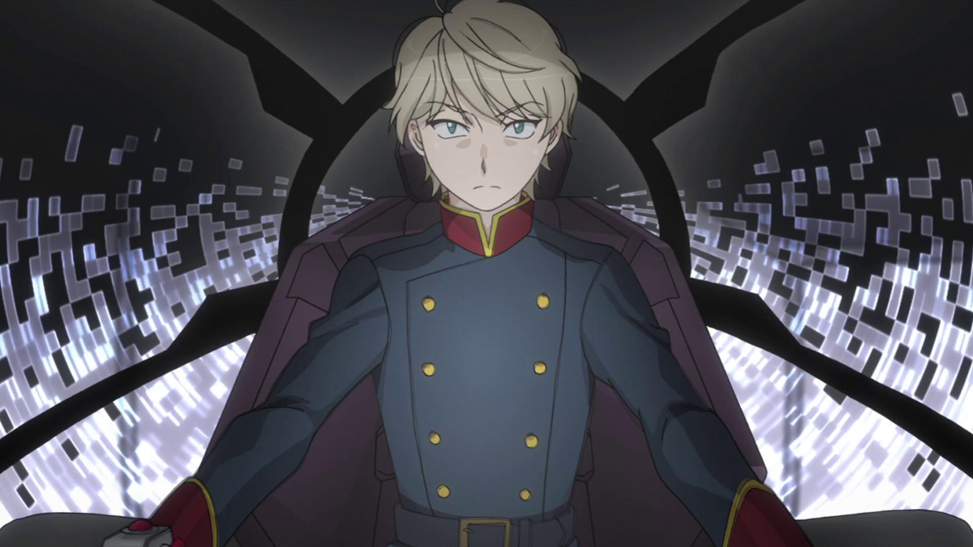 Aldnoah.Zero: Season One Review (Anime) - Rice Digital