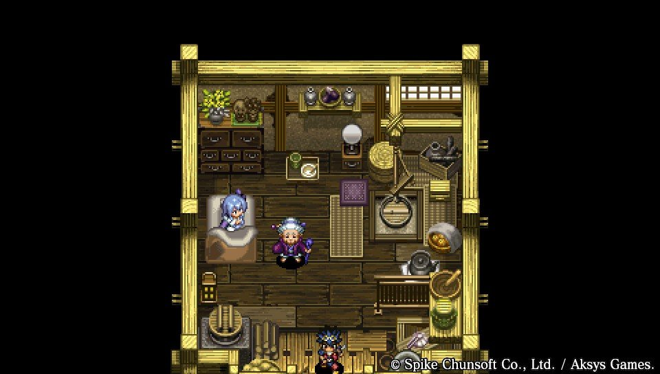 Shiren the Wanderer: Tower of Fortune and the Dice of Fate