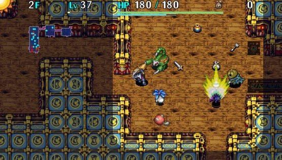 Shiren The Wanderer - 2