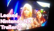 Leaked Nintendo NX Trailer Reveals New Controller?