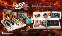 Steins;Gate 0 Collector's Edition, Amadeus Edition, Announced as Rice Digital Exclusive