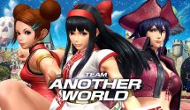 Another World is the latest team to join King of Fighters XIV