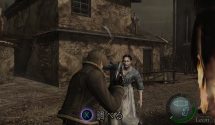 Resident Evil 4 Remaster Village & Ashley Gameplay Videos