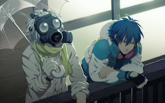 Top 10 English Yaoi Games - DRAMAtical Murder
