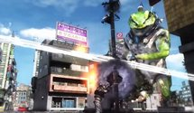 Earth Defense Force 5 Prepare for the Frogman Invasion