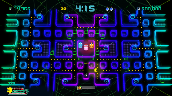 pacman championship edition 2 review 2