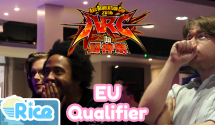 Arc Revolution Cup 2016 EU Qualifier in London – GUILTY GEAR Xrd REVELATOR