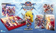 BLAZBLUE CENTRALFICTION Azure Edition Announced as EU Rice Exclusive + Hoodie Discount