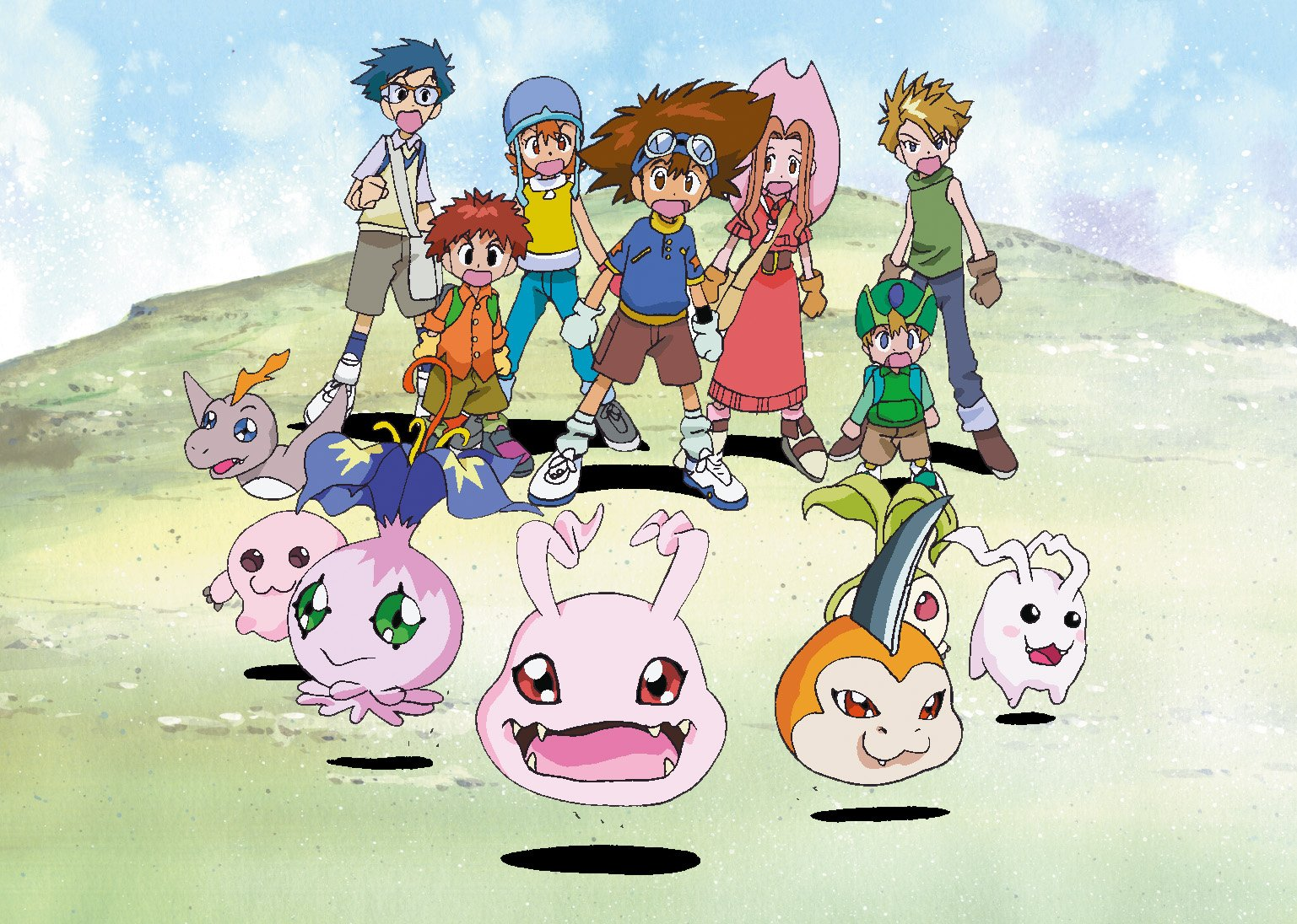 Digimon Adventure Review (Anime) - Rice Digital