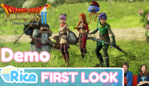 """Shields Are Easy"" – Let's Play Dragon Quest Heroes 2 Demo"