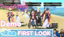 The Chandler Bing of the Tales Series – Let's Play Tales of Berseria Demo