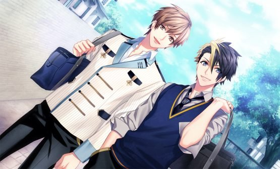 Dynamic Chord x Rêve Parfait - Aki and Kuon