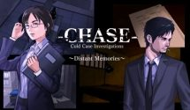 Chase: Cold Case Investigations ~Distant Memories~ Releases Today!