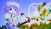 Cyber Dimension Neptune First Gameplay Trailer