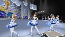 The Idolmaster VR Title Released