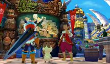 Monster Hunter Stories & BLAZBLUE CENTRALFICTION Top the Japanese Game Charts