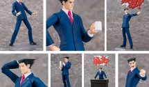 Ace Attorney Phoenix Figma Gets New Pictures
