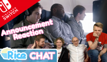 Nintendo Switch Announcement Reaction – Rice Chat