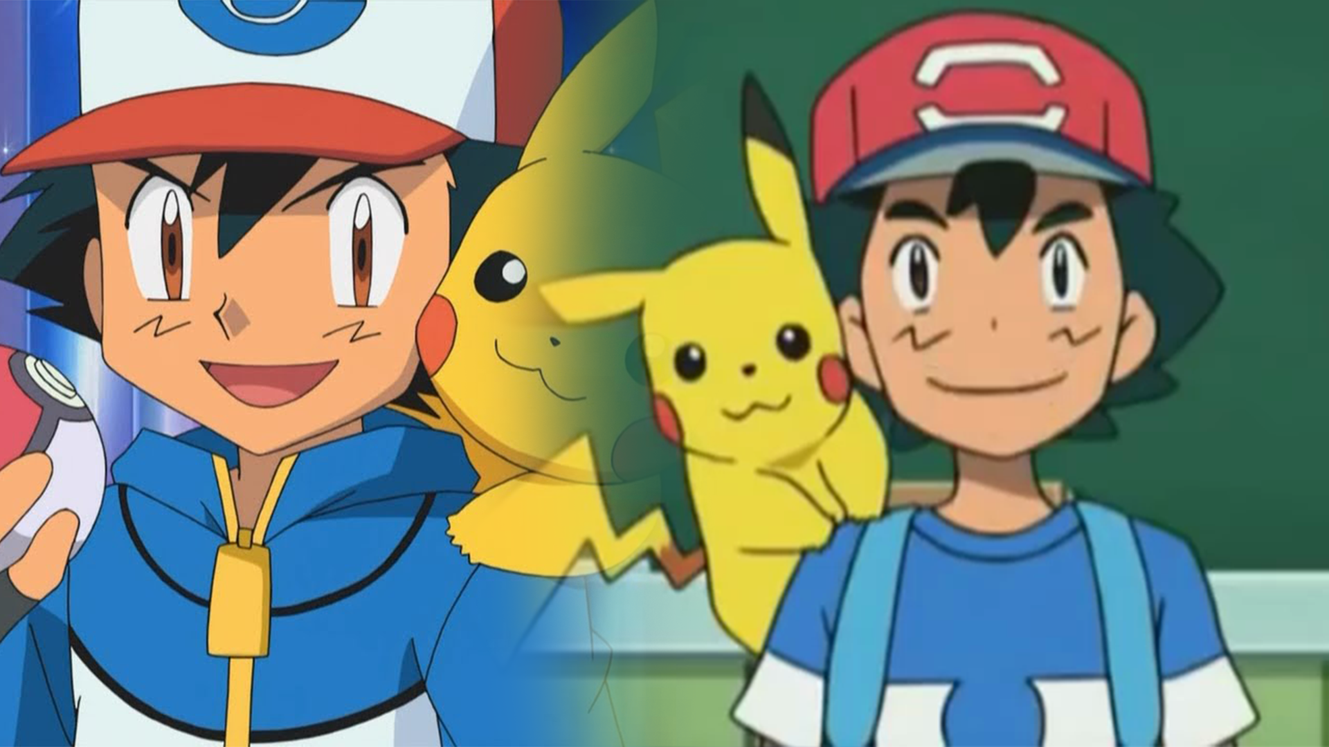 Resultado de imagen para pokemon new ash design