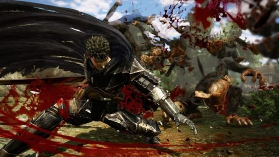 Berserk and the Band of the Hawk preview