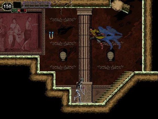 Castlevania fan game - Castlevania: The Lecarde Chronicles 2