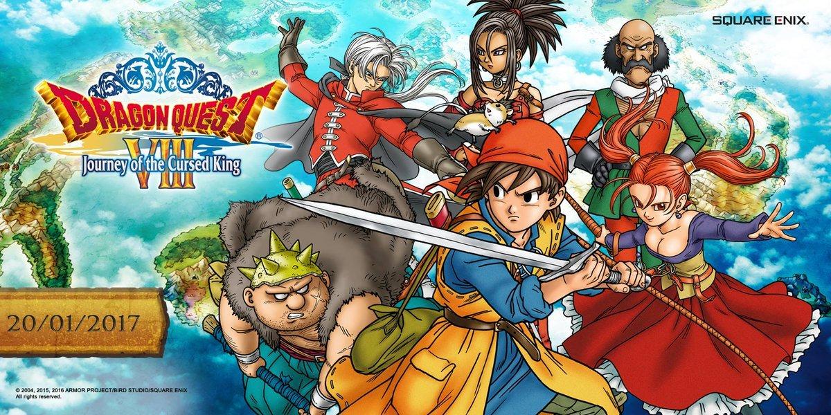 Dragon quest 7 release date in Perth