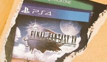 Amazon Japan Ship Packages in Promotional Final Fantasy XV Boxes