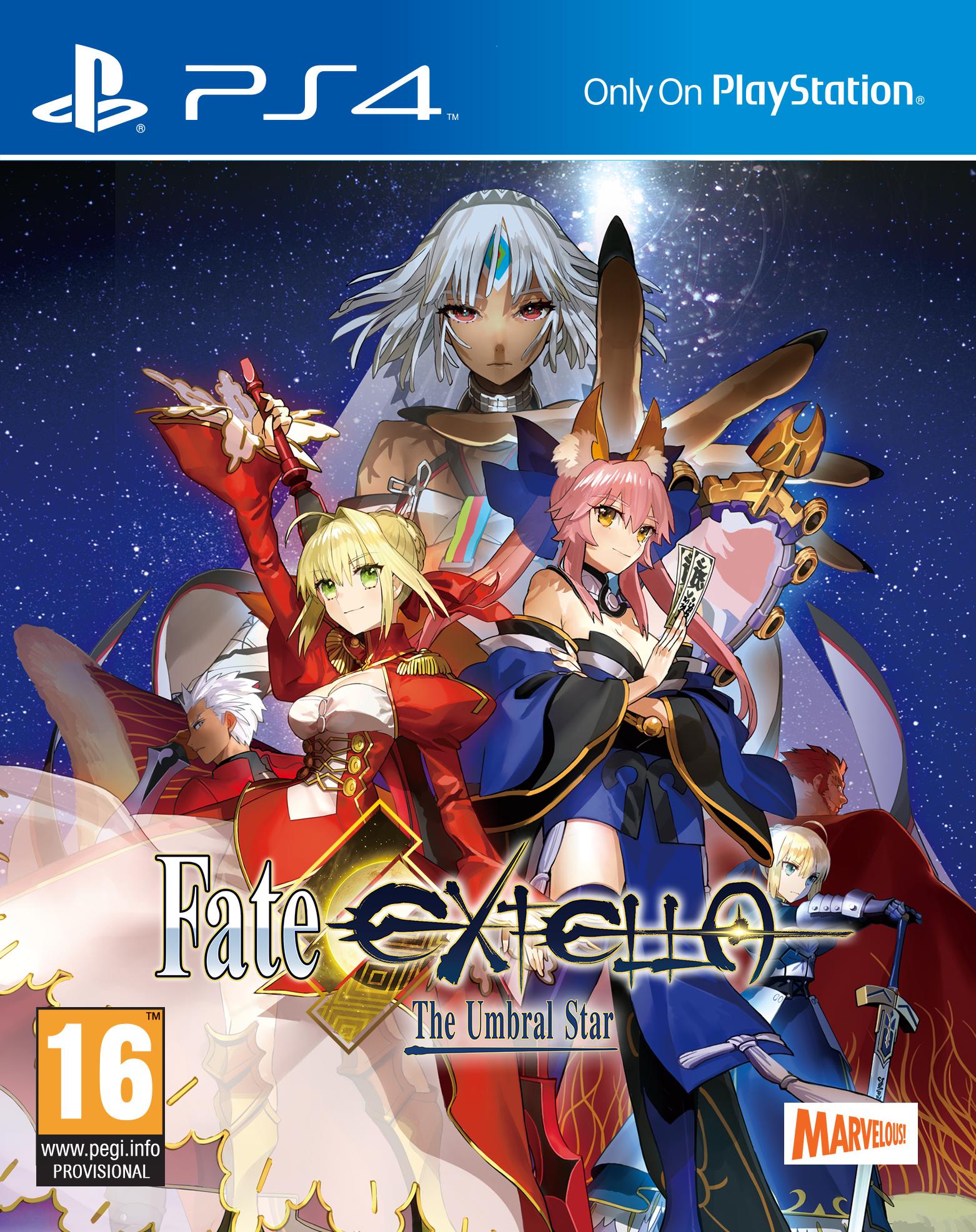 Fate/EXTELLA Moon Crux Edition