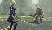 NieR Automata Has Snatched Noctis' Sword