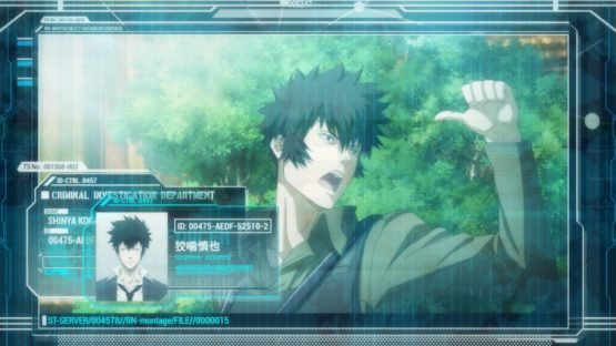 psychopass the movie review 2
