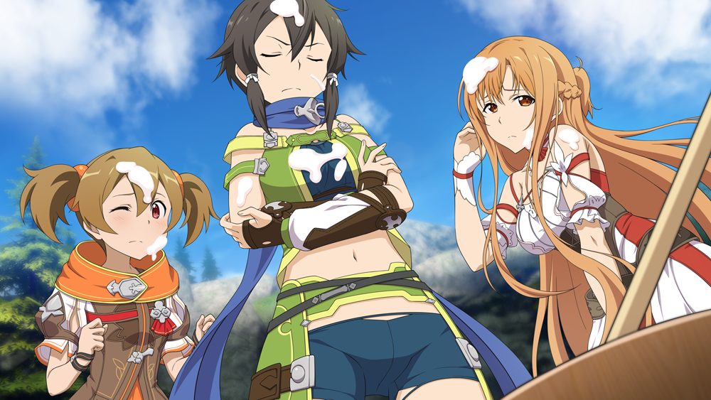 Sword Art Online: Hollow Realization Review (PS4) - Rice Digital