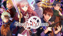 Otome Visual Novel Steam Prison English Release Announced