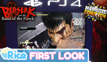 Berserk Gameplay & First Look – Rice Digital @ MCM Comic Con October 2016