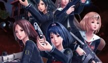 School Girl Zombie Hunter Japanese Box Art Revealed