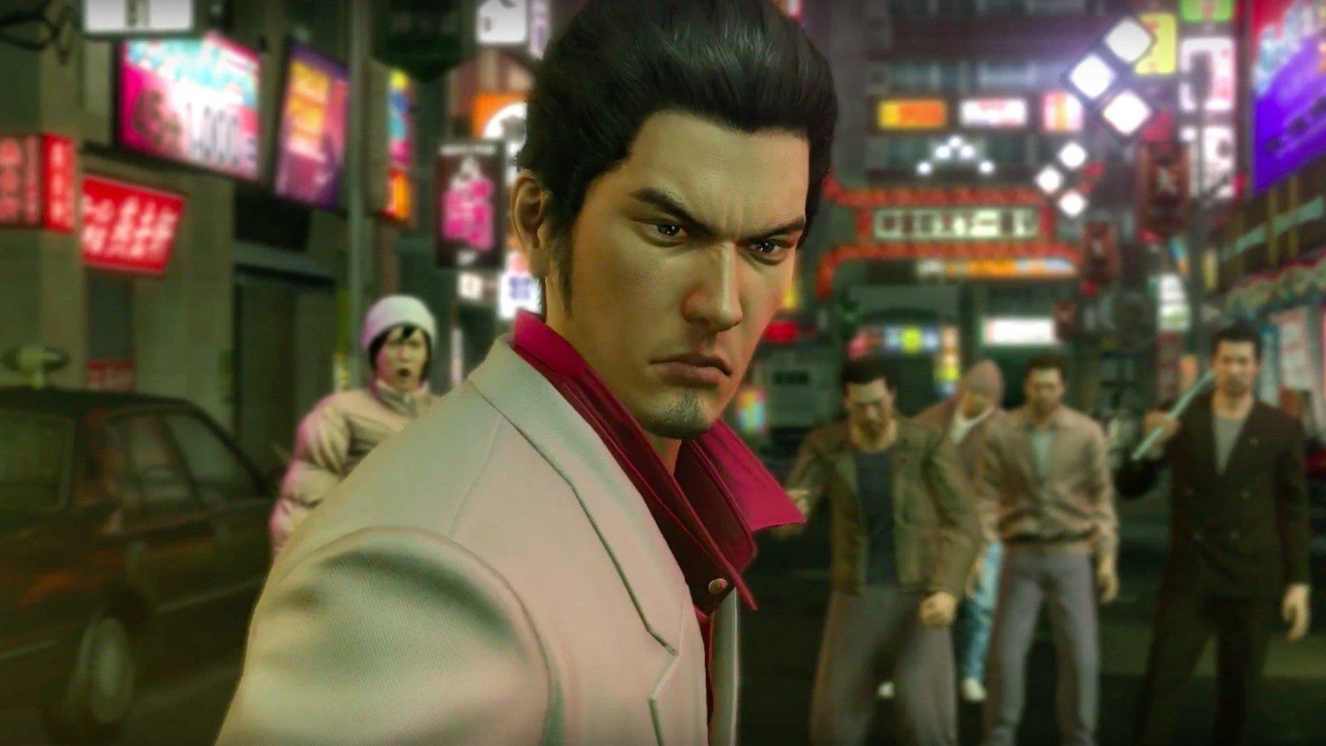 Yakuza 6 & Yakuza Kiwami Trailer Confirm Western Release - Rice